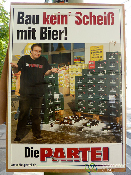 Beer Party in Berlin?