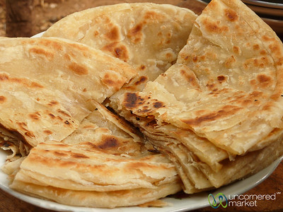 Hot Chapatis for Lunch - Mto wa Mbu, Tanzania