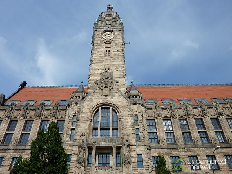 Charlottenburg Rathaus - Berlin