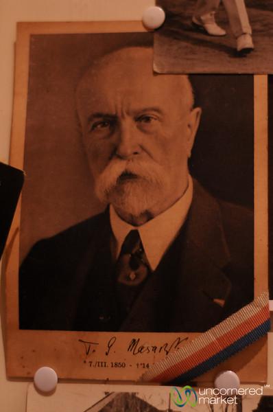 Czechoslovakia's First President - Masaryk