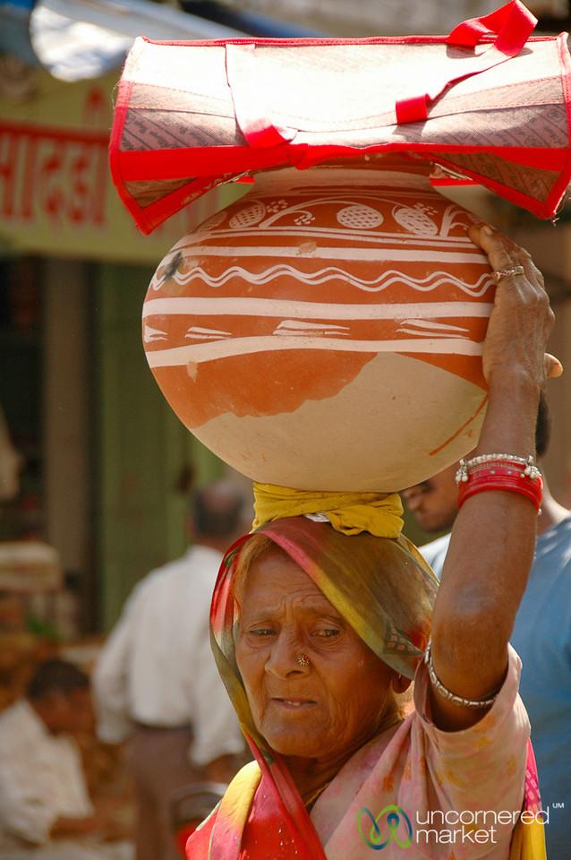 Incredible Balance - Udaipur, India