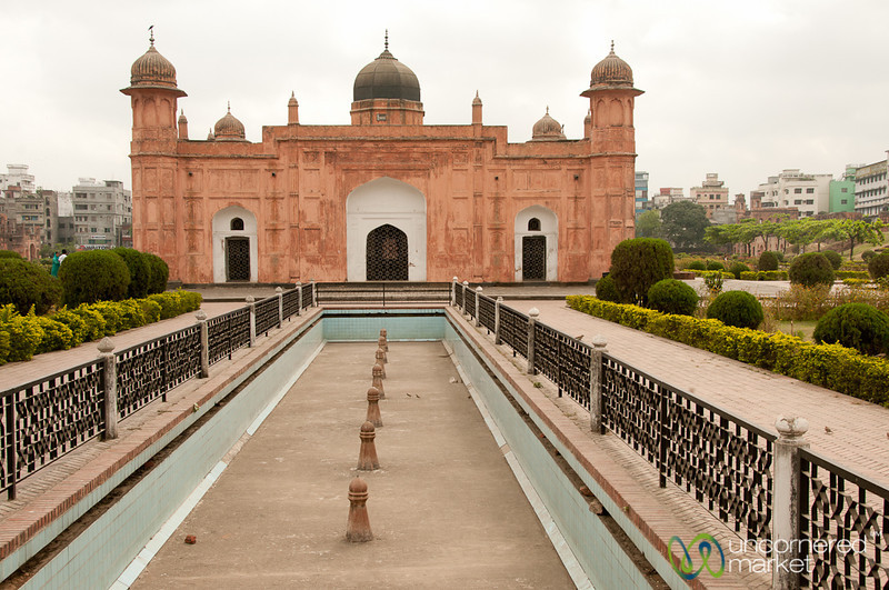 Lalbagh Fort in Old Dhaka - Bangladesh