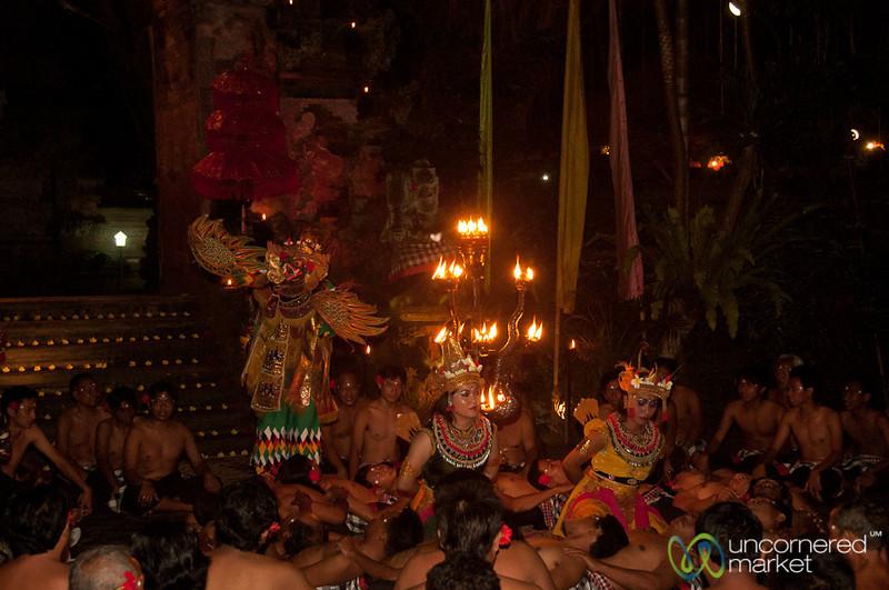 Kecak Ramayana - Ubud, Bali
