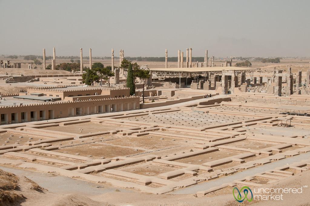Persepolis Grounds - Iran