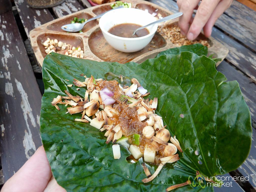 Mieng Kham Snacks - Koh Samui, Thailand