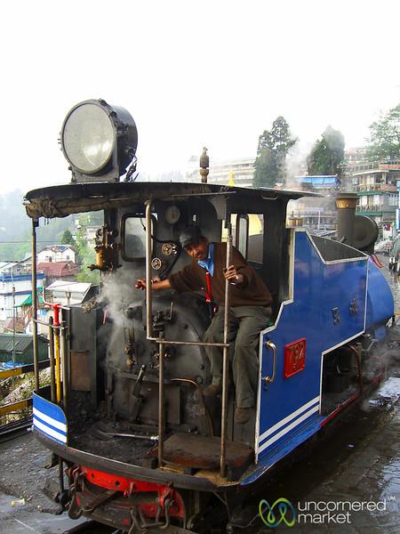Darjeeling's Touristic Toy Train - India