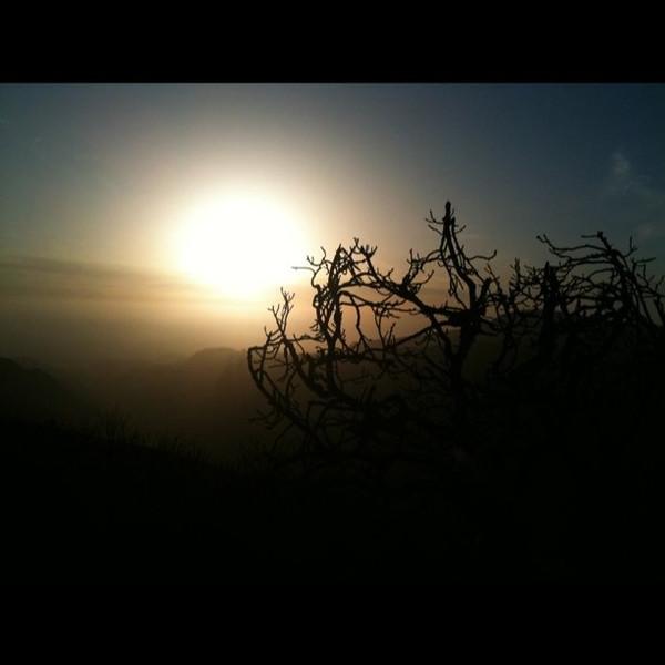 Sunset over Dana Reserve, Jordan #JO #dna2jordan