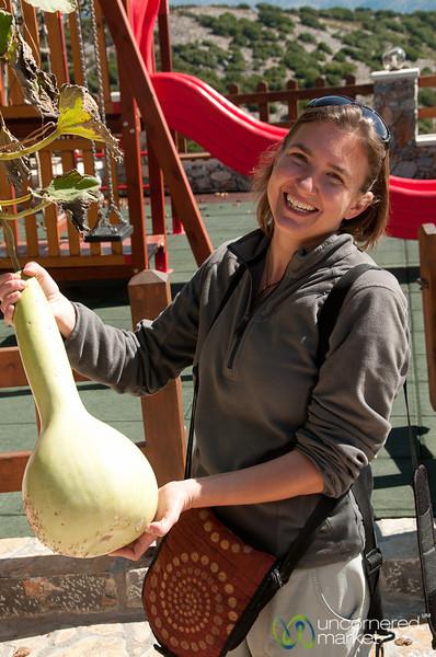 Oh My Gourd! Crete