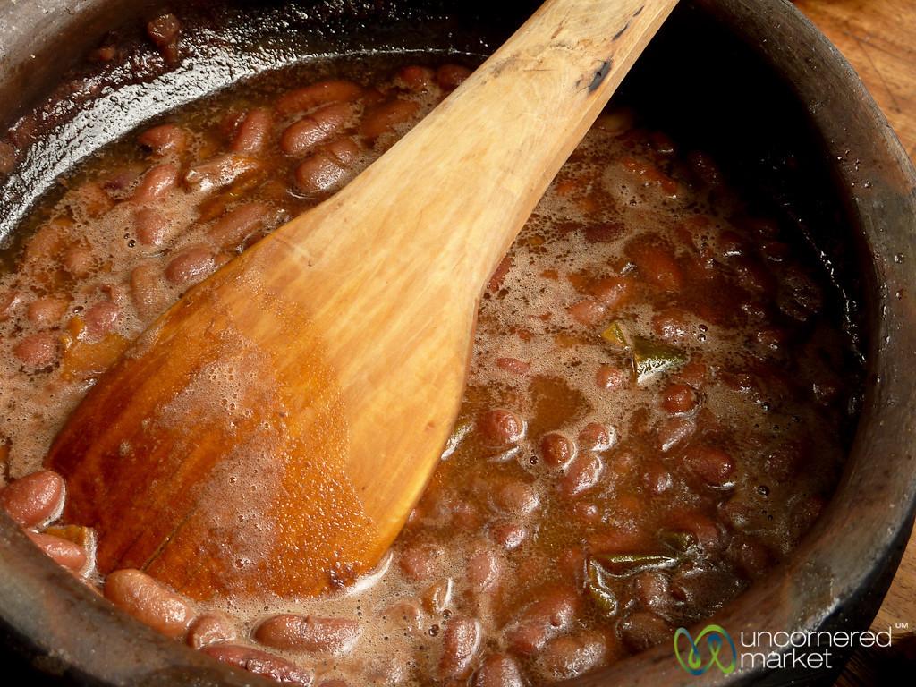 Spiced Kidney Beans - Mto wa Mbu, Tanzania