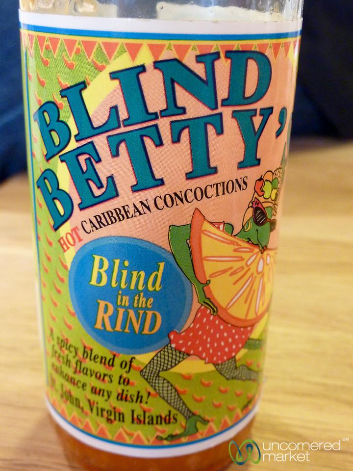 Blind Betty Hot Sauce - Berlin