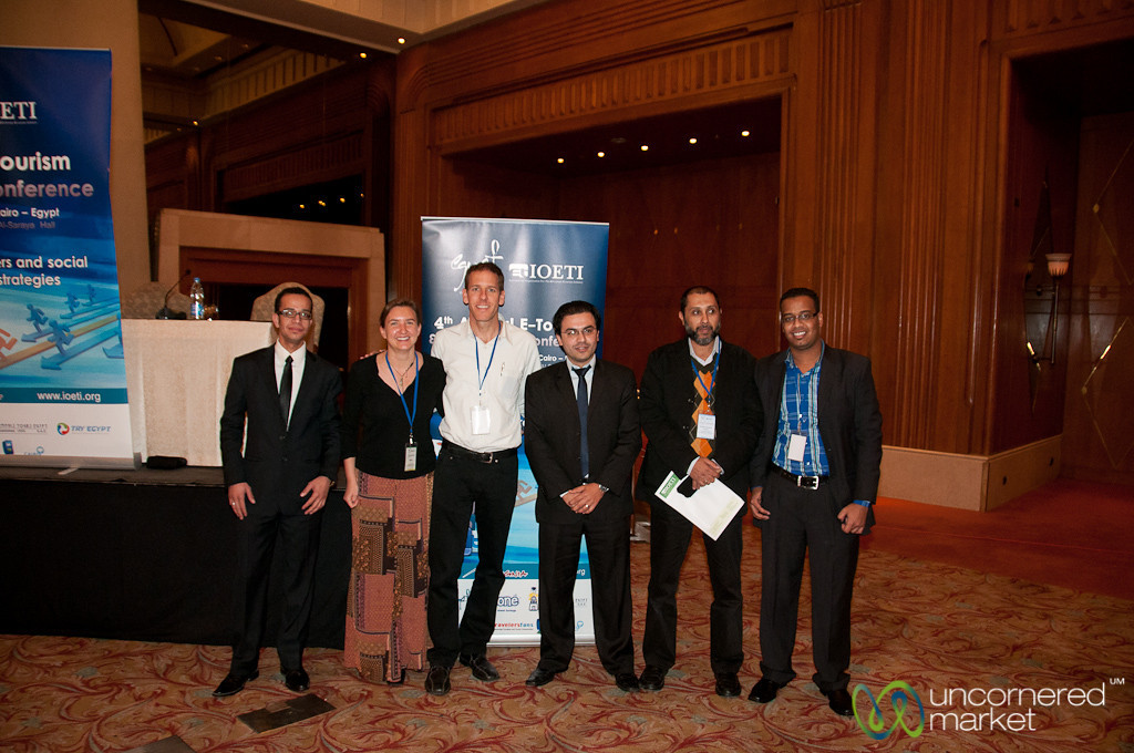 IOETI Conference in Cairo, Egypt