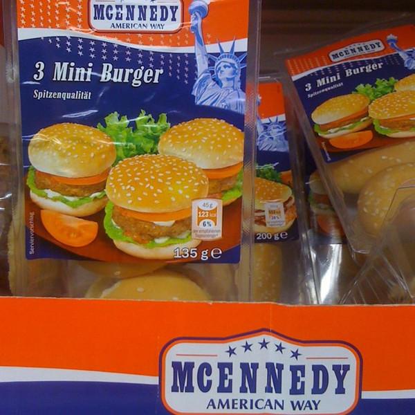 Good old American food-hamburgers