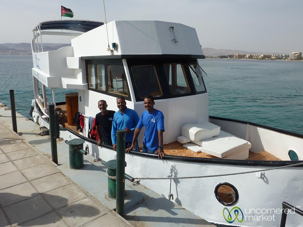 Scuba Diving Along the Red Sea - Aqaba, Jordan