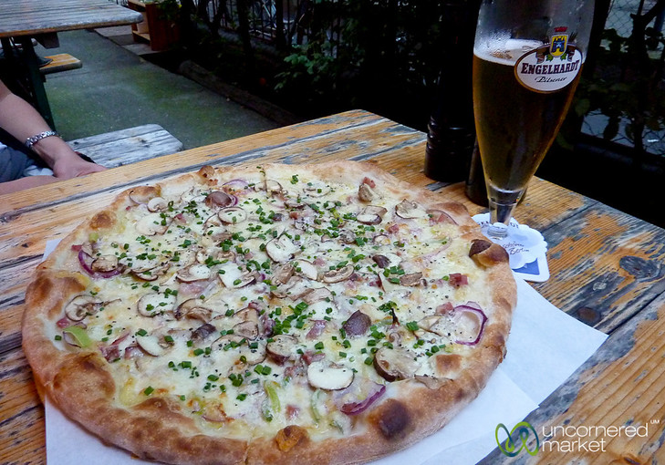 Tirol Pizza at Gasthaus Figl - Neukölln, Berlin