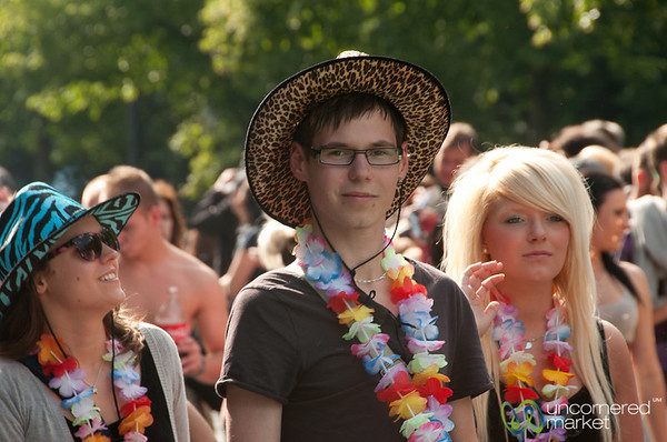 Christopher Street Day Parade - Berlin, Germany