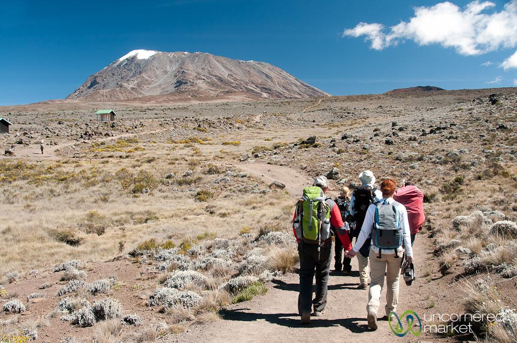 Holding Hands to Mt. Kilimanjaro - Tanzania