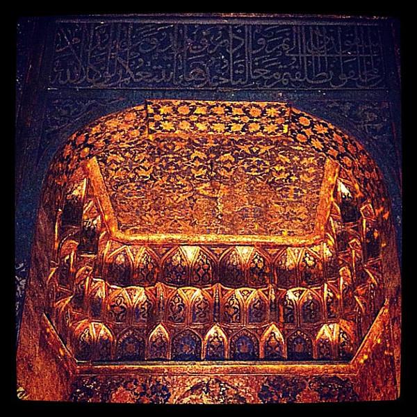 UNESCO site #6 in Iran -- Sheikh Safi mausoleum