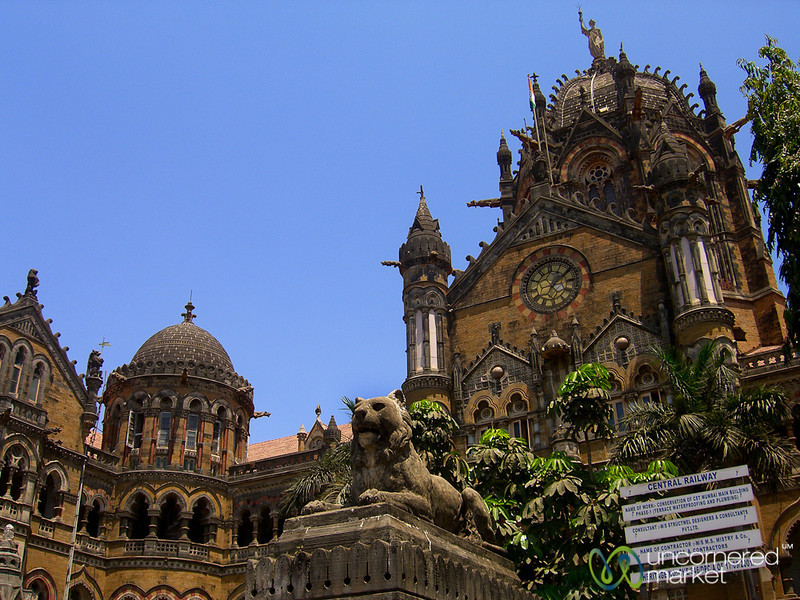Victoria Station - Mumbai, India