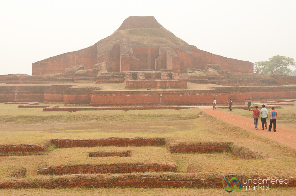 Tantric Buddhist Monastery of Parharpur - Bangladesh