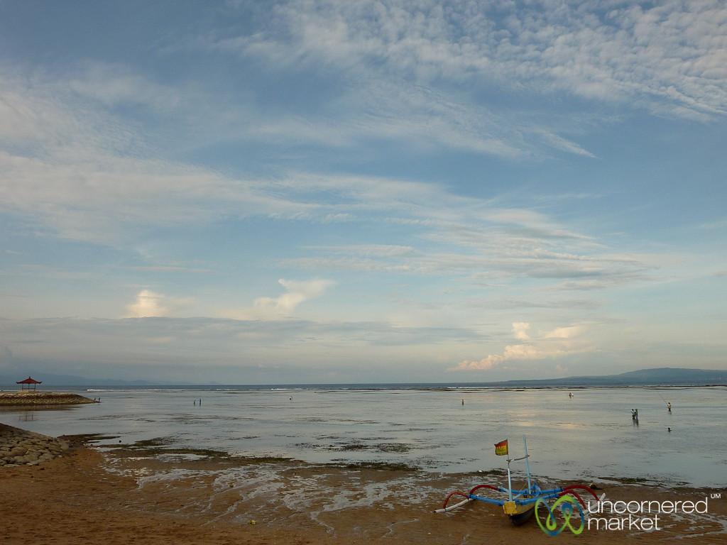 Sanur Beach - Bali, Indonesia