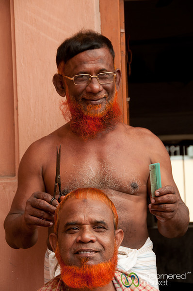 Henna and a Haircut - Dhaka, Bangladesh