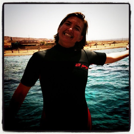 About to start 2nd dive in red sea, Aqaba - Jordan #JO #dna2jordan