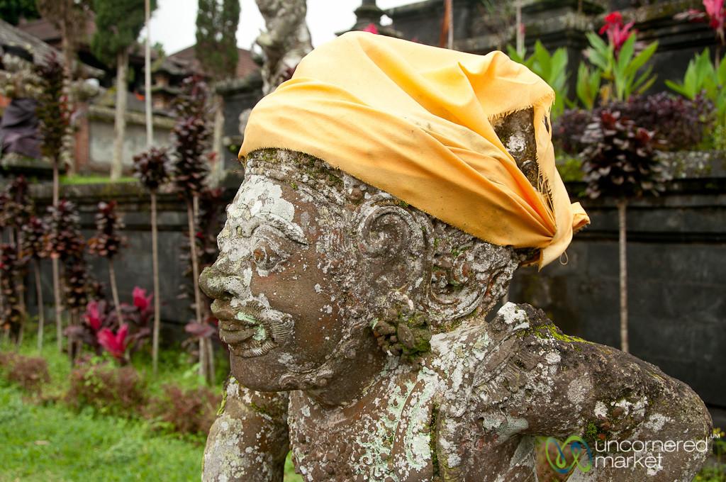 Good Spirit Statue - Bali, Indonesia