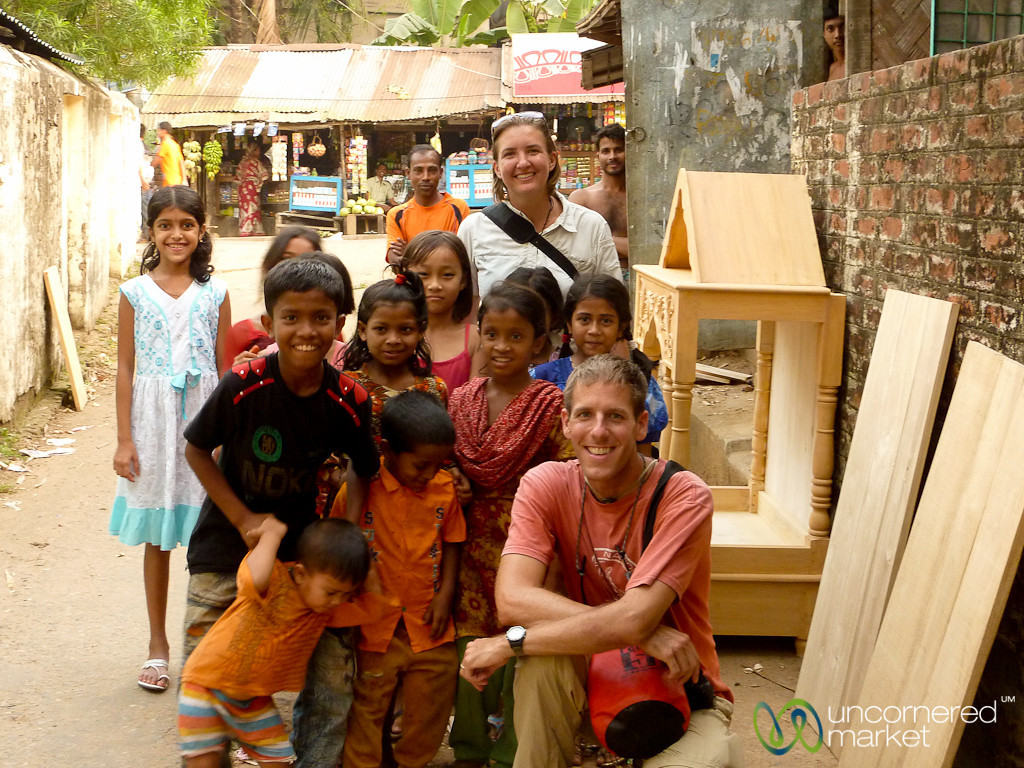 Hanging Out with Kids in Rangamati - Bangladesh
