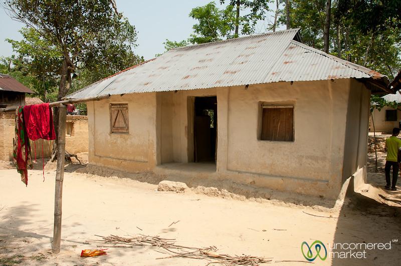 House in a Garo Village - Srimongal, Bangladesh