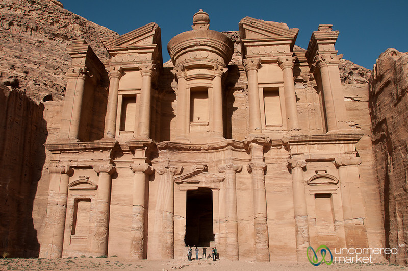 The Monestary at Petra - Jordan