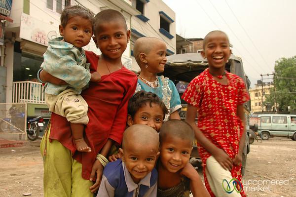 Kids on the Border - Bhutan and India