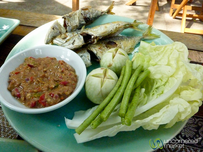 Afternoon Thai Snack - Koh Samui, Thailand