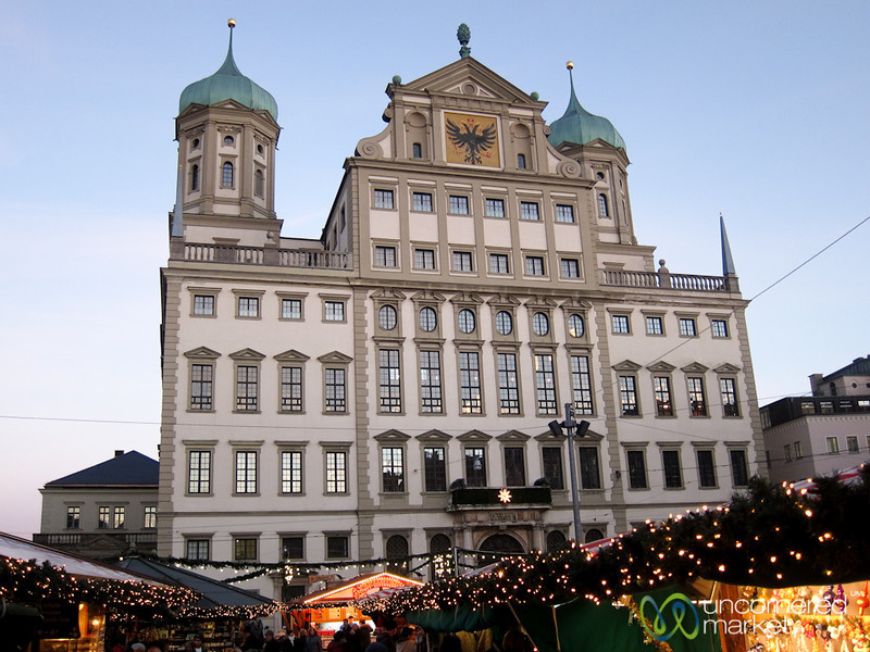 Augsburg Christmas Market - Bavaria, Germany