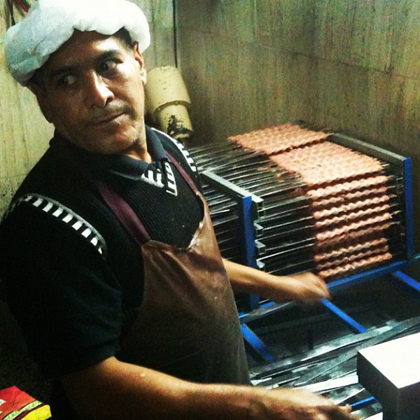 The kebab maker of Shush, Iran. #dna2iran #WIR #gadv