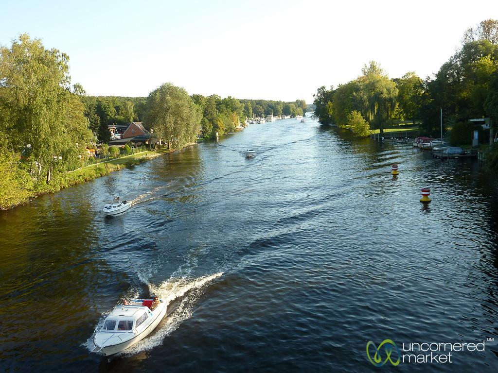 Spandau's Waterways - Berlin