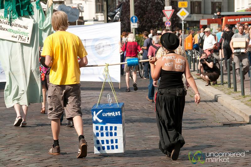 Make Love, not Lofts - Friedrichshain, Berlin