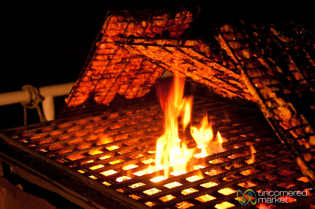 Barbecued Chicken - Sundarbans, Bangladesh