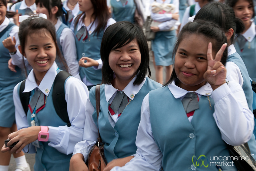 Student Comraderie - Bangkok, Thailand