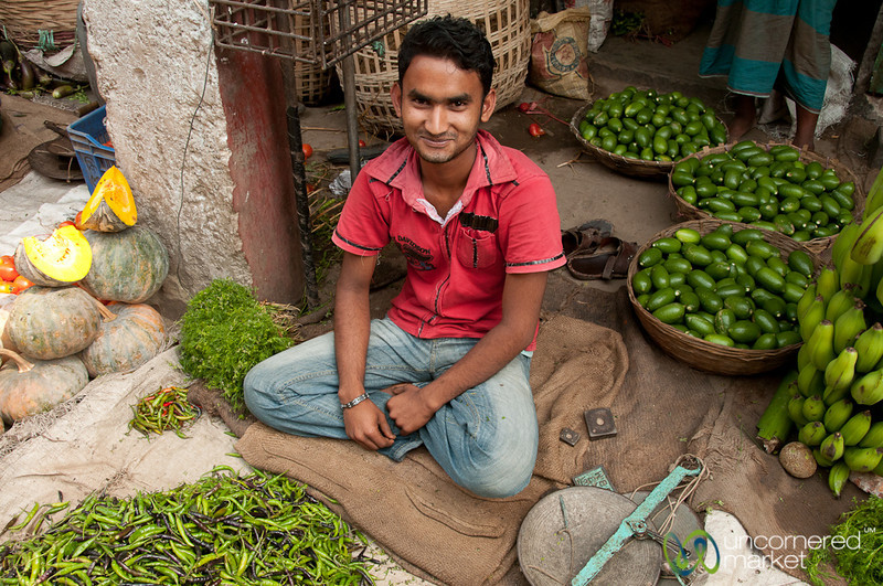 Chili Peppers and Limes - Srimongal, Bangladesh