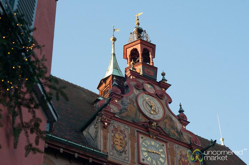 Tübingen Rathaus - Baden-Württemberg, Germany