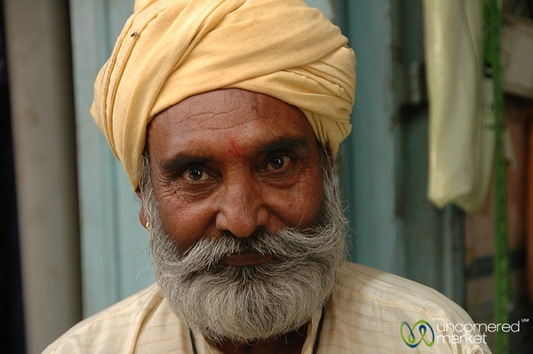 Friendly Face in Bikaner, India