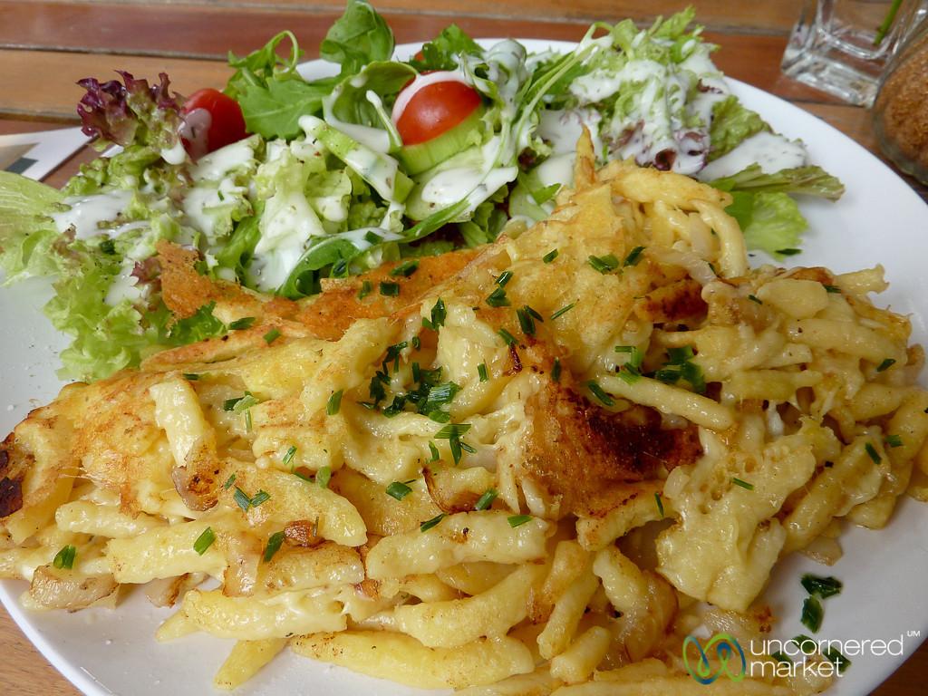 Spaetzle Lunch Special - Friederichshain, Berlin