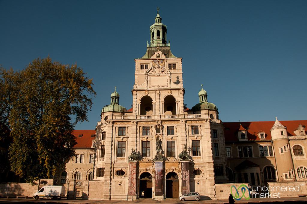 Classical Munich Architecture - Germany