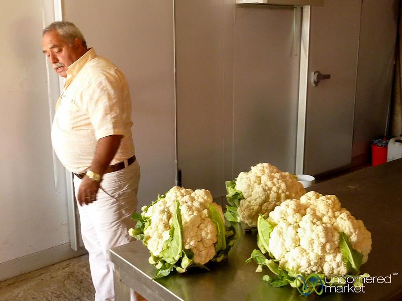 Super Cauliflower on Crete