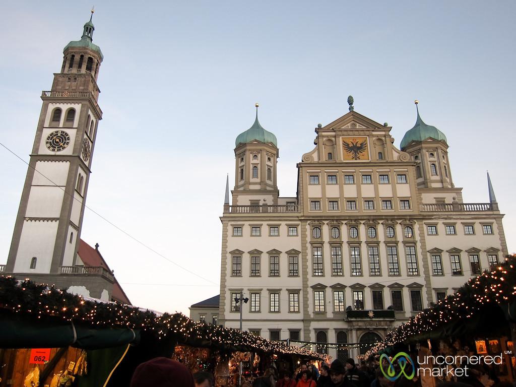 Augsburg Christmas Market - Bavaria, Germany