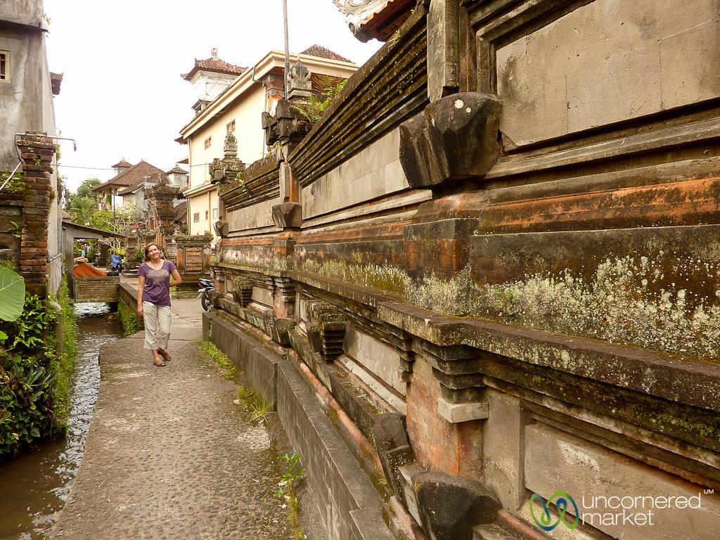 On The Street Where We Live - Ubud, Bali