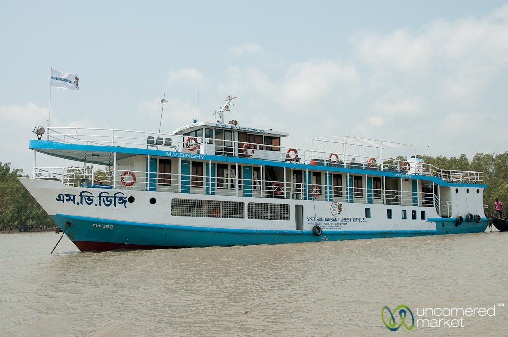 Our Sundarban Boat - Bangladesh