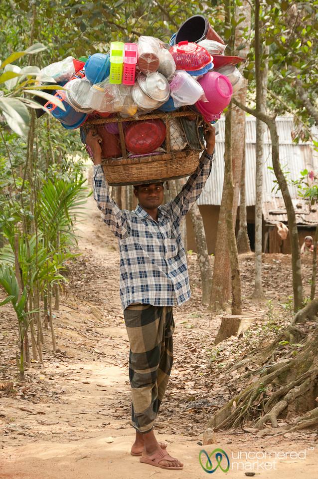 Mobile Kitchen Shop - Srimongal, Bangladesh