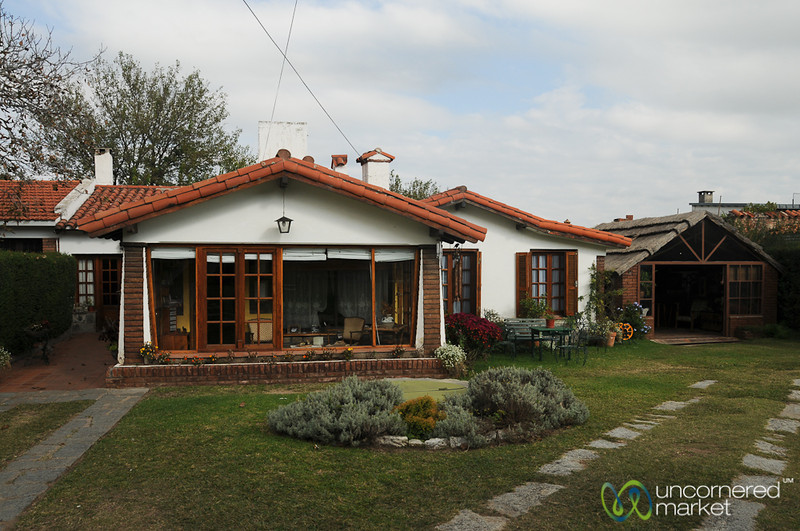 A Visit to Audrey's Great-Grandfather's House - La Falda, Argentina