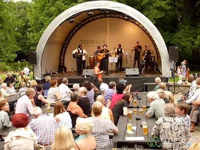 Cuban Music Concert at Teehaus Tiergarten - Berlin, Germany